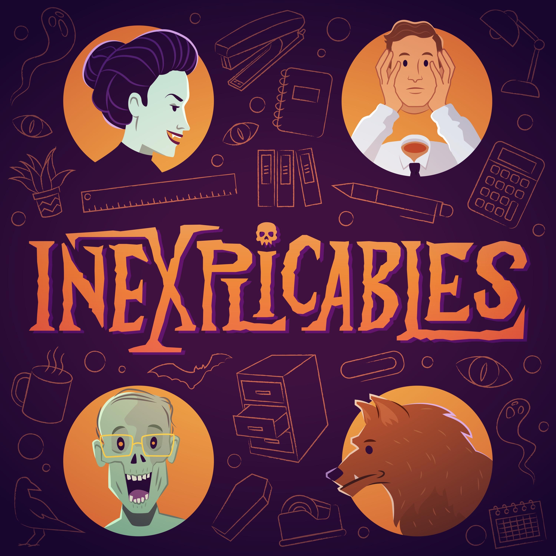 Inexplicables Icon